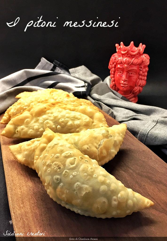 Pitoni mjessinesi, ricetta originale dello street food più tipico della città dello Stretto