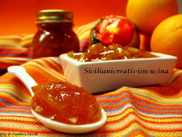 marmellata di arance di ribera, ricetta dell'artusi