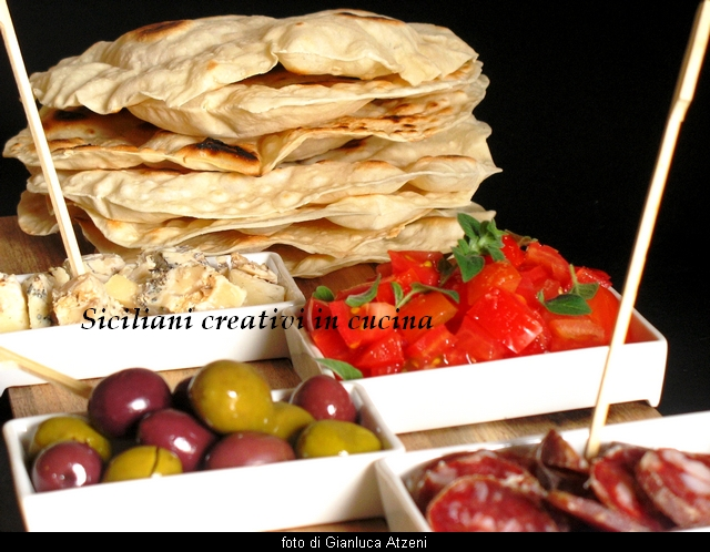 pane azzimo (chapati)