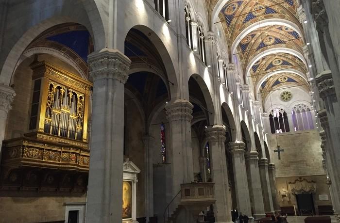 Il Duomo di Lucca, interno