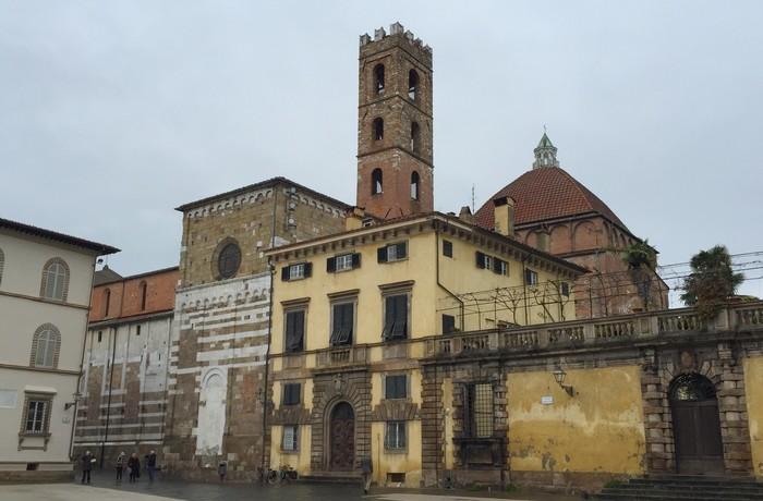 Palazzo Micheletti a Lucca