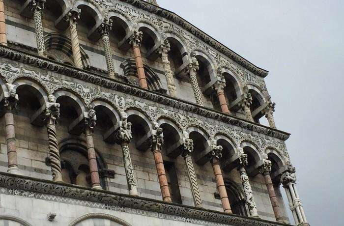 La chiesa di San Michele a Lucca