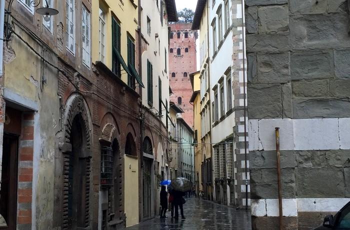 Lucca, Torre dei Guinigi
