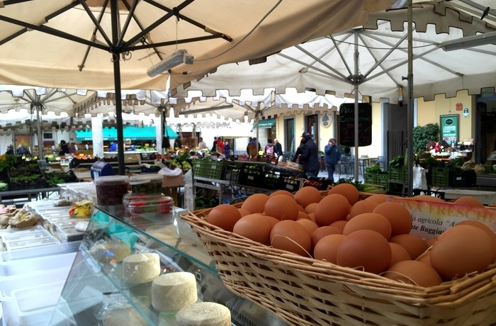 Pistoia, il Mercato della Sala