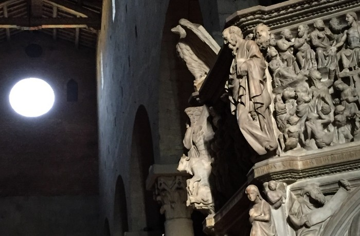 Sant'Andrea, interno