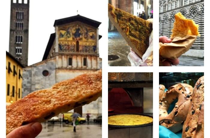 Street food tra Lucca e Pistoia