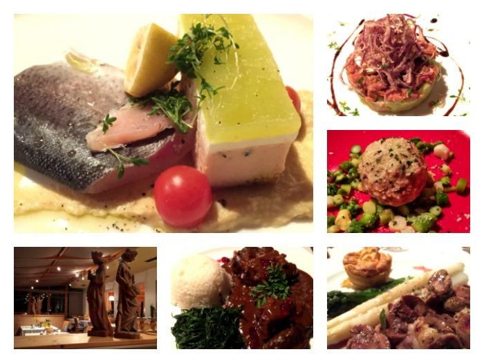 Locanda del Cervo - menu