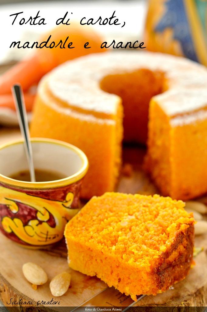 amerikaner torte mit orangensaft