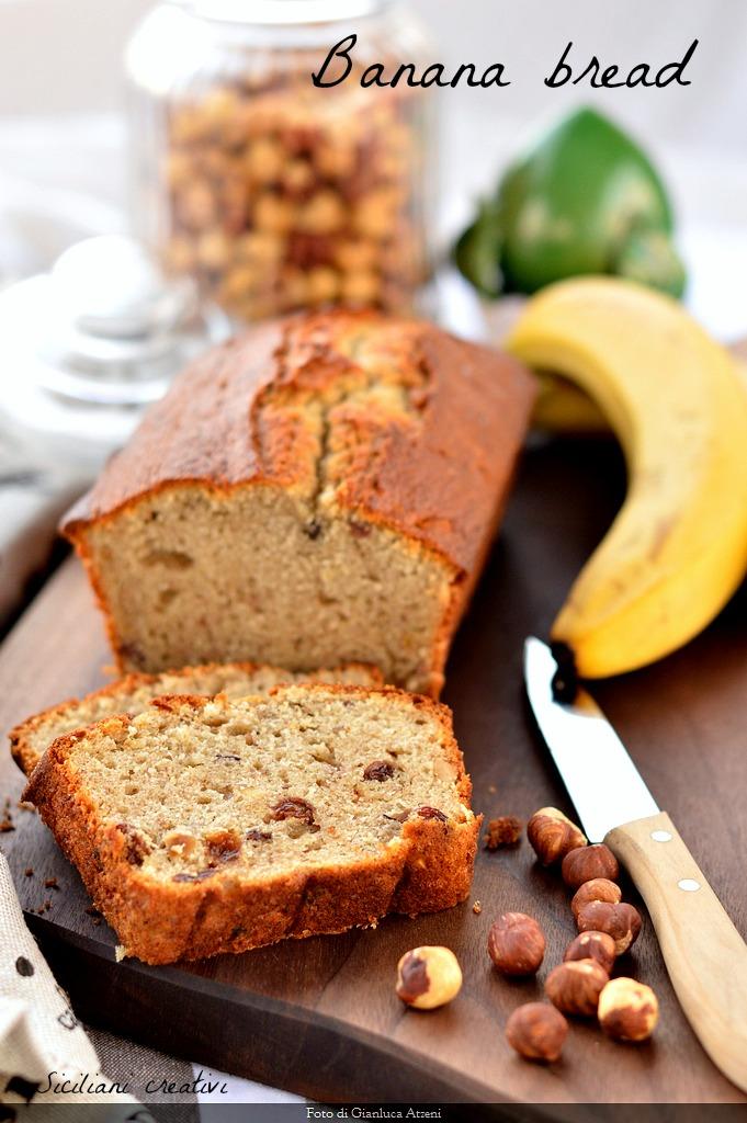 Banana bread, ricetta originale americana