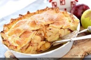 Recipes from the world, sweet and savory, American as apple pie