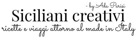 SICILIENS CRÉATIFS DANS LA CUISINE